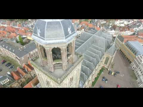 Deventer drone video(4K)