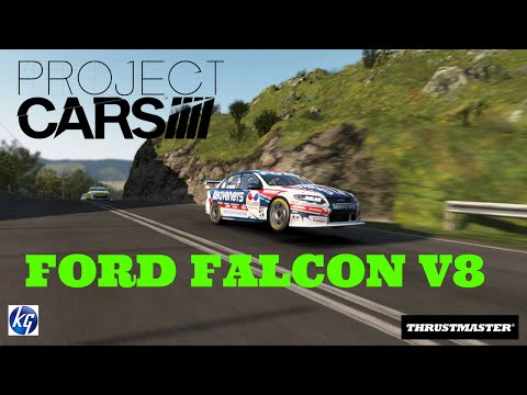project-cars-ford-falcon-fg-v8-supercar-@bannochbrae-road-circuit-|-thrustmaster-t300rs