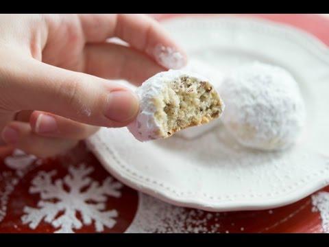 Snowball Cookies Recipe Christmas Cookies