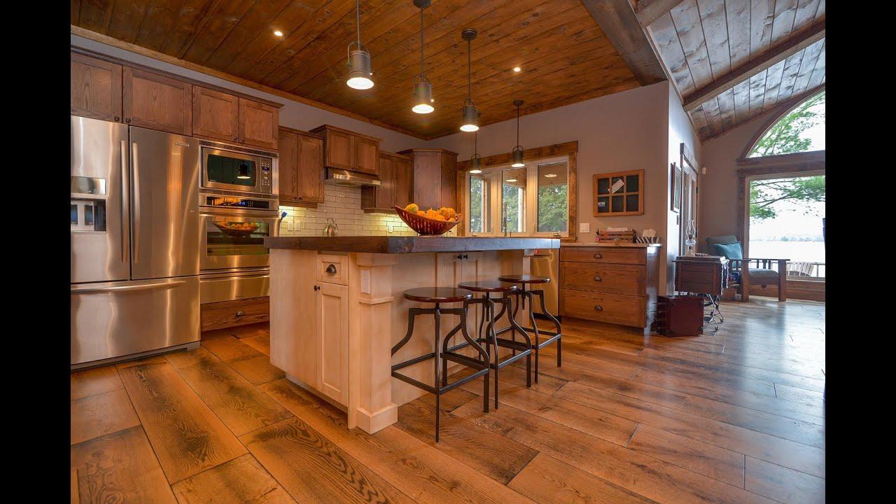 Explanation Of Wide Plank White Oak Flooring Live Sawn Cut
