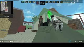 Roblox Counter Blox Desert Eagle Kill Montage - SURVIVOR #1