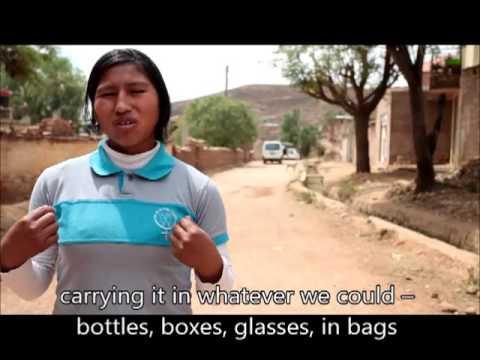 Land tenure for women in Bolivia