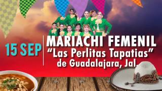 """Vive la noche mexicana con la presentación de """"Las Perlitas Tapatías"""""""