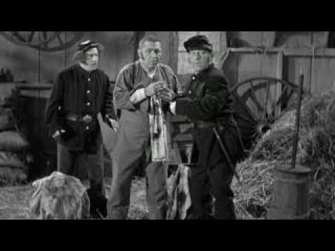 The Three Stooges 090 Uncivil Warbirds 1946 Curly, Larry, Moe