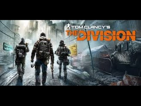 Tom Clancy's The Division 4k 60fps game play in ultra settings