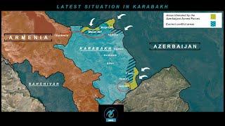 Срочно! Армия Азербайджана освободила город Джебраил, армия Армении несет потери