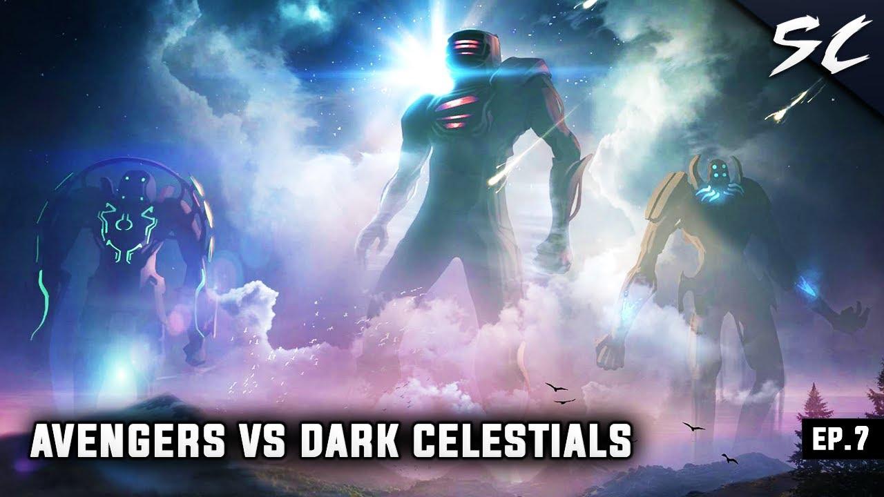Avengers Vs Dark Celestials - Final Battle   Avengers 2018 Ep.7
