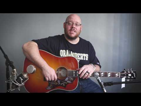 Gibson Hummingbird Demo & Review