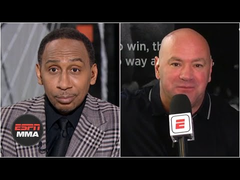 Dana White tells Stephen A. that Conor McGregor could fight 3 times in 2021 | ESPN MMA