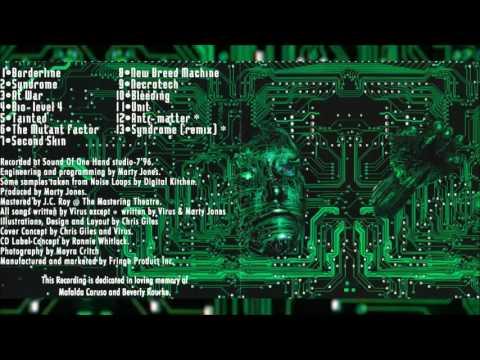 """VIRUS """"Bio-Level 4"""" [Full Album]"""