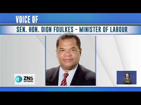 LABOUR MINISTER TO MEET WITH POINTE DEVELOPMENT EXECUTIVES