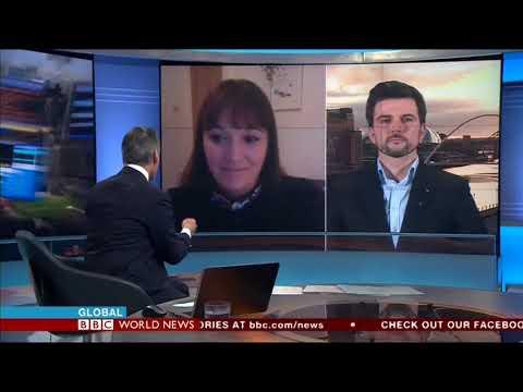 NGP on 'Work life balance' BBC World News