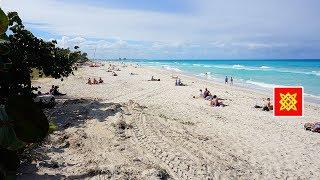 Куба. Отдых на пляже Варадеро