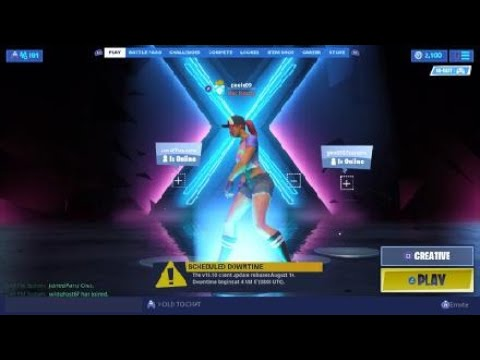Fortnite Brush Your Shoulders And Work It Dance Back