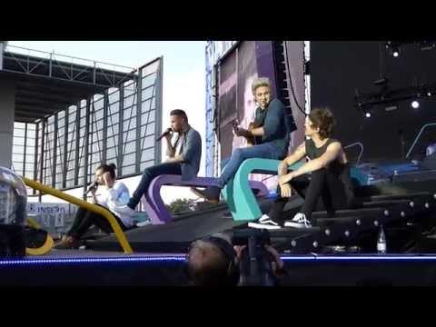 One Direction - Little Things (Horsens, Denmark 16.06.2015)