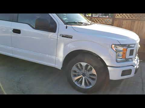 2018 Ford F150 2.7 Ecoboost auto start stop disable