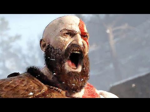 GOD OF WAR Trailer de Gameplay (E3 2016)