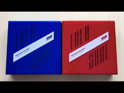 Download ♡Unboxing ATEEZ 에이티즈 4th Mini Album Treasure Epilogue: Action To Answer A & Z Ver.♡ Mp4 baru