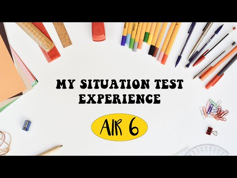 NIFT SITUATION TEST - MY EXPERIENCE