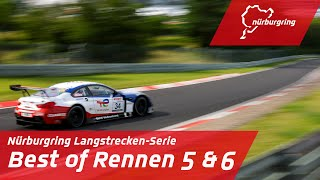 Doubleheader Highlights | Nürburgring Langstrecken-Serie