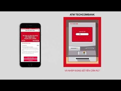 Hướng Dẫn Thực Hiện Rút Tiền Tại Máy ATM Bằng ứng Dụng F@st Mobile