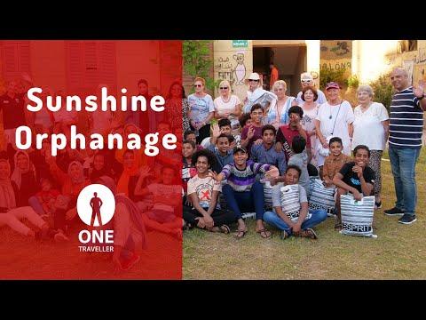 One Traveller Supports - Sunshine Orphanage, Luxor, Egypt