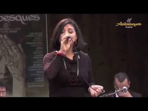 Le chant et la musique Chaâbi algérien au féminin au  Festival Arabesques
