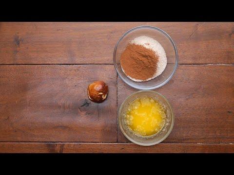 Cinnamon Sugar Pretzel
