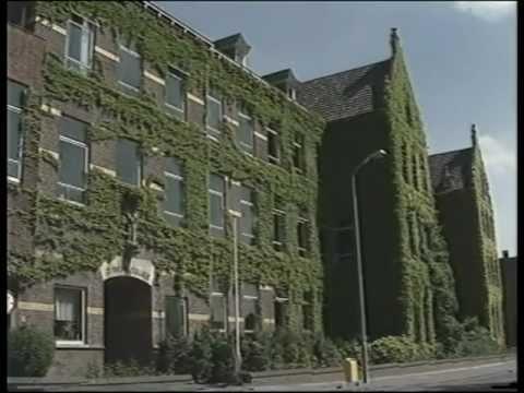 historie van het St. Thomascollege (nu Valuascollege) in Venlo - Thomaten - documentaire 1991