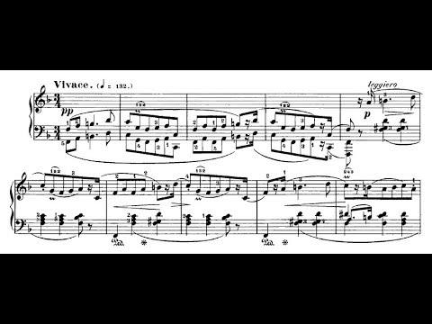Frederic Chopin - Rondo à la mazur Op. 5 (audio + sheet music)