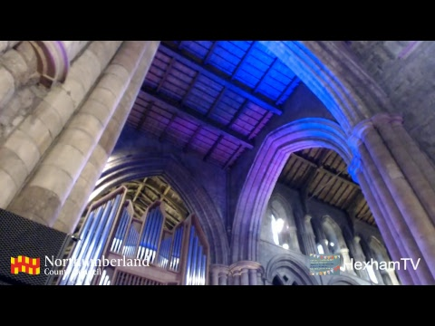 LIVE from Hexham Abbey from 7pm - The Journal Culture Awards 2018