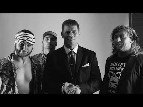 The Bullet Clubs Paid Advertisement for G1 Specials in the USA