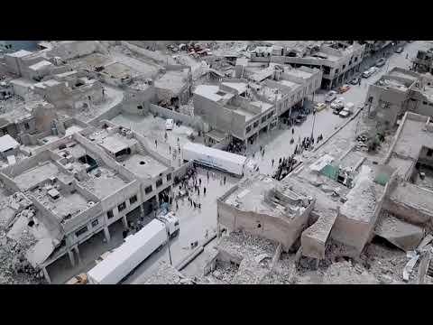 THE STREETS OF MOSUL, IRAQ : RAMADAN 2018