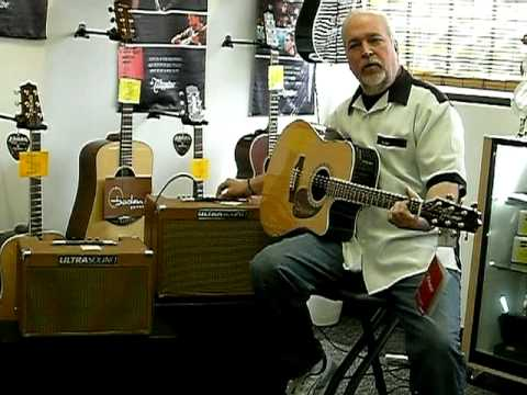Northwest Guitars Ultrasound Amps