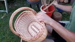 мк от Юриса Гаварса   плетение ручки