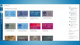 Rockwood Online Uses Canvas Learning System to Support Students and Parents
