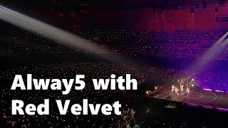 Download Alway5 with Red Velvet | #5YearsWithRedVelvet Mp3 and Videos