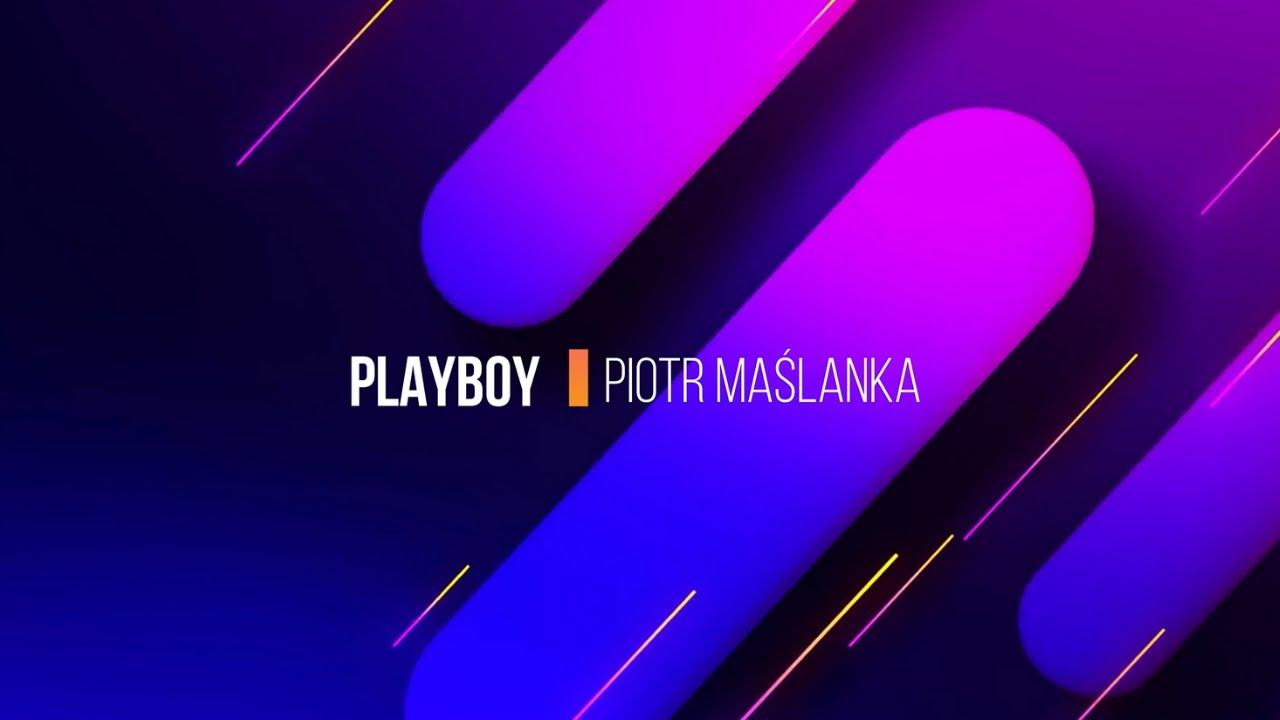 Piotr Maślanka - Playboy (Official Lyric Video)