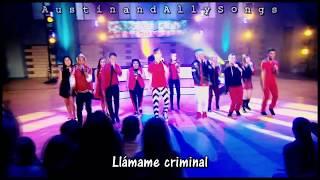 "Austin & Ally - ""Glee Clubs & Glory Mash Up"" - Sub. Español"