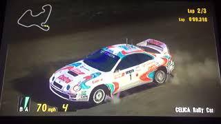Gran Turismo 3 A-Spec 206 Rally Car VS Celica Rally Car 🏁