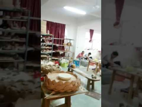 Pottery Classes at Wutong Mountain