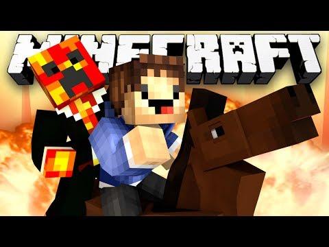 Minecraft Minigame: THE 6v6 EPIC-DOME! - (Battle Dome) - w/Preston & Friends