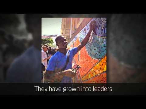 Art And Entrepreneurship: Youth Empowerment in Haiti