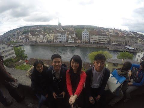 Travel with Yiu | SWITZERLAND | 2016 🇨🇭