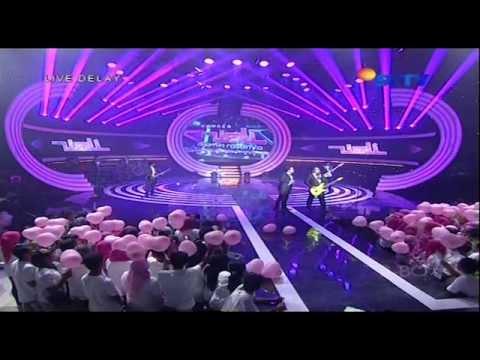 KONSER WALI Dijamin Rasanya Live At SCTV (10-06-2014) Courtesy SCTV