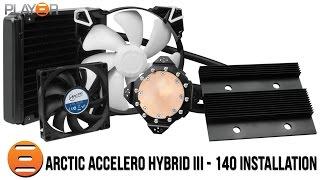 Обзор и тест системы жидкостного охлаждения для видеокарт Arctic Accelero Hybrid III-140
