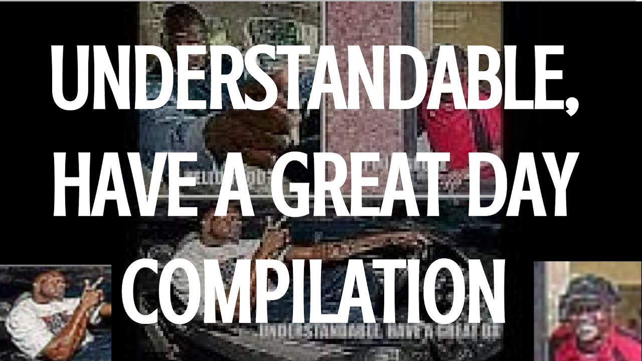 Understandable Have A Great Day Meme Compilation Youtube