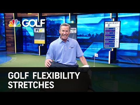Golf Flexibility Exercises and Stretches | Golf Channel