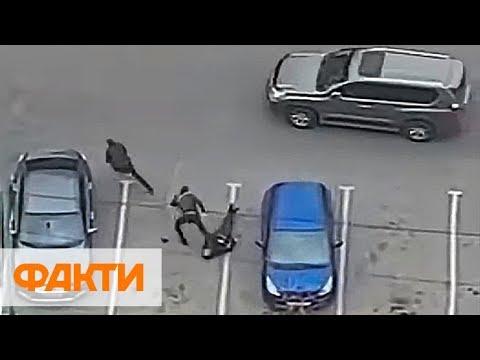 Стрельба в Харькове. Киллер убил Владимира Бороха и подорвал себя гранатой