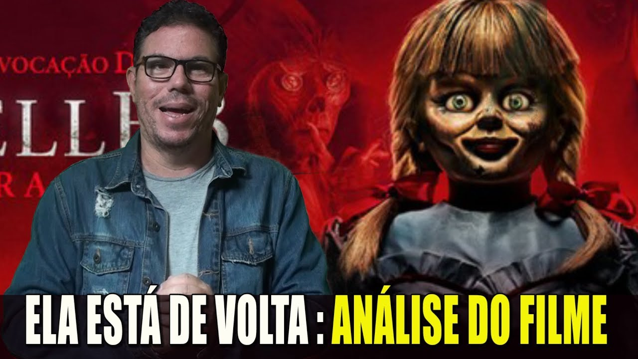 ANNABELLE 3: DE VOLTA PRA CASA - ANÁLISE DO FILME